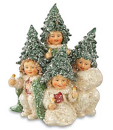 Christmas Ornament – Tannenbaum Sisters – Bethany Lowe Designs Christmas Collectible Ornament