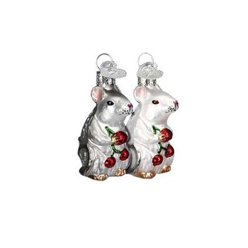 Old World Christmas Ornament – Mouse