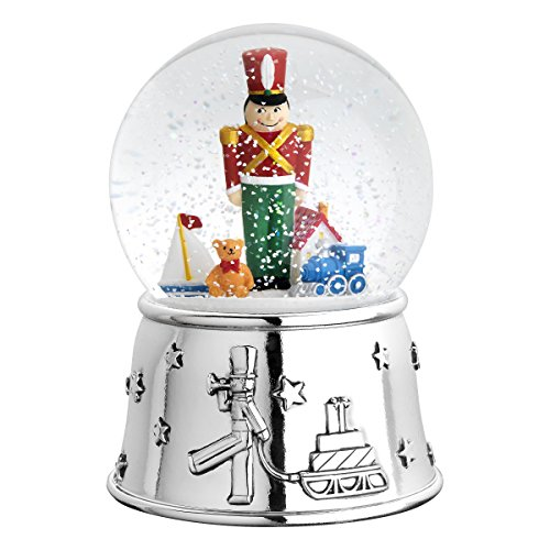 Reed & Barton 9011 Toy Soldier Snow Globe