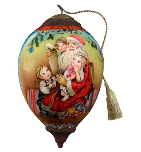 Ne'Qwa Ne'Qwa – A Night To Remember – Hand-Painted Ornament Decoration Gift 869-LE-DB-NQ