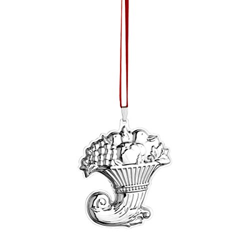 Reed & Barton X620 18th Edition Series Francis I Cornucopia Ornament