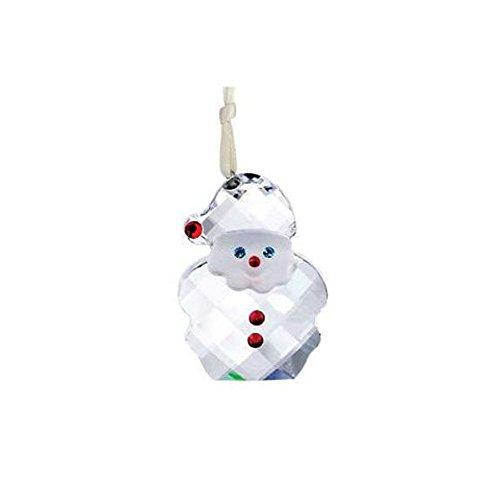 5103223 Swarovski Crystal Christmas Santa Claus Ornament Swan Signed