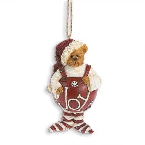 Boyds Bear Joy Santa Ornament