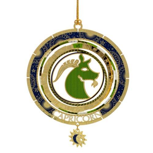 ChemArt Capricorn Ornament