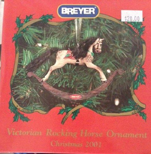Breyer #700701 Victorian Rocking Horse Ornament