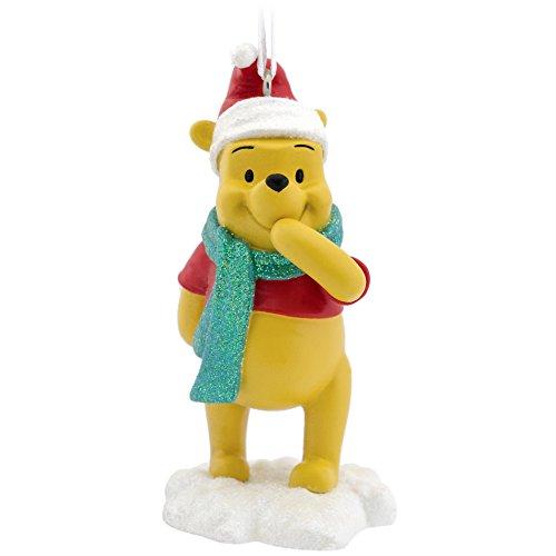 Hallmark Disney Winnie the Pooh Snowball Christmas Ornament