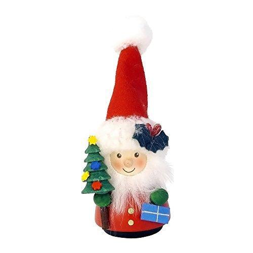 "15-0300 – Christian Ulbricht Ornament – Santa (No String) – 3″""H x 2″""W x 2″""D by Alexander Taron Inc."
