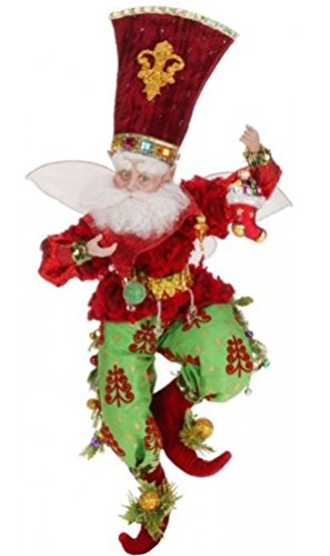 Mark Roberts Fairies, Christmas Ornament Fairy Large 22 Inches Packaged with an Official Mark Roberts Gift Bag