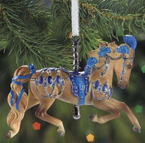 Breyer Noble Gem – Prancer Carousel Horse – 11th in Series