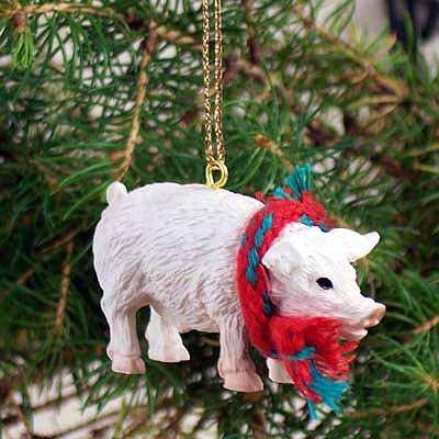 Conversation Concepts Pig Pink Original Ornament