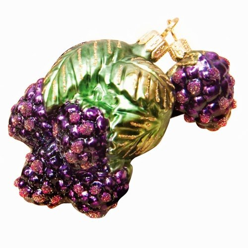 Ornaments to Remember: BLACKBERRY Christmas Ornament