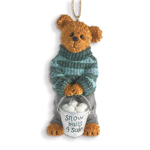 Boyds Matthew Bear Ornament