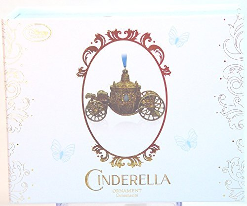 Disneyland Park Set of Cinderella ornament & other movie Items + Frozen DL Guide/Map