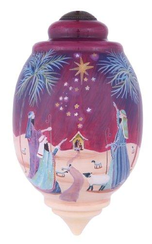 Ne'Qwa Shepherd and Stars Ornament