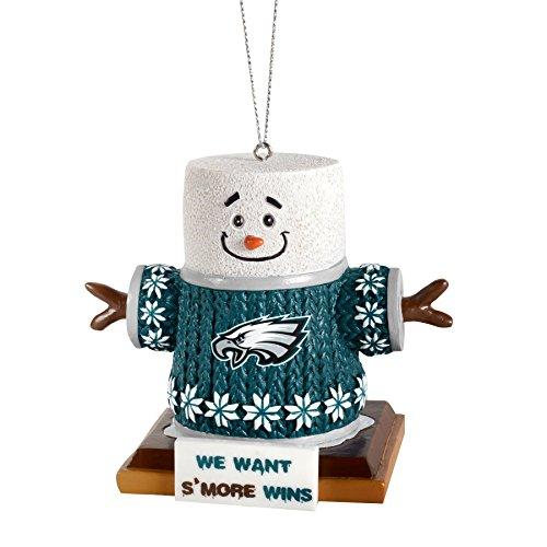 2015 NFL Football Team Logo Smores Holiday Tree Ornament – Pick Team (Philadelphia Eagles)