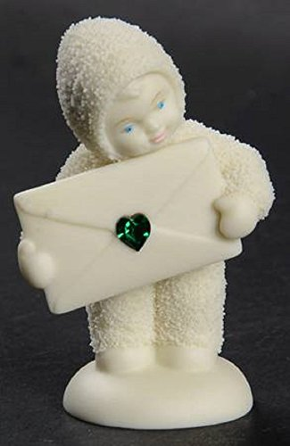 "Department 56 Snowbabies ""Extra Special Delivery"" 05809"