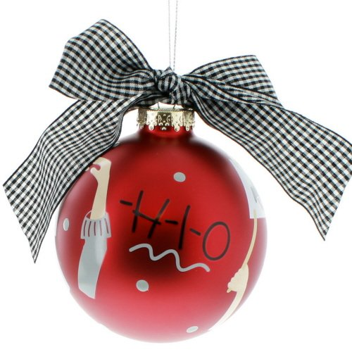 Ohio State Crowd Cheer Ornament