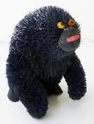 "Martha Stewart Collection Christmas Ornament "" Gorilla """
