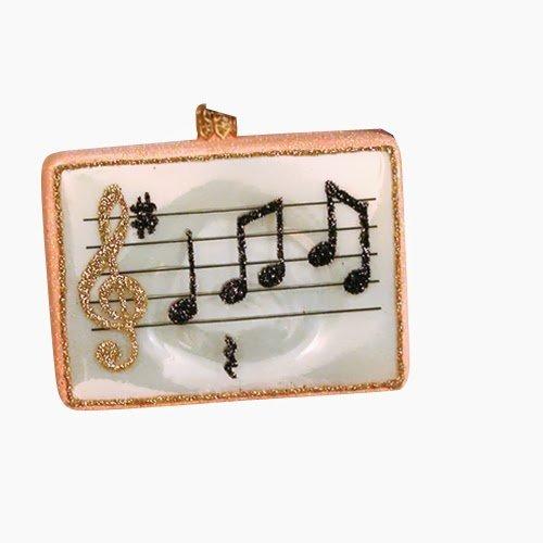 Ornaments to Remember: MUSIC Christmas Ornament (Mini Score)