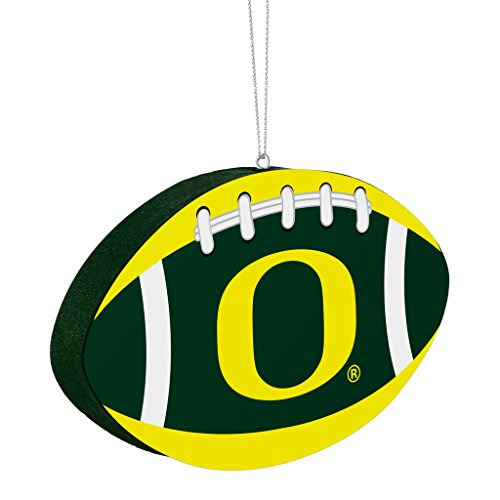 Oregon Ducks Official NCAA 4 inch Foam Christmas Ball Ornament by Forever Collectibles 240872