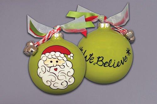 """We Believe"" Christmas Ornament"