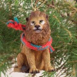 Conversation Concepts Lion Original Ornament