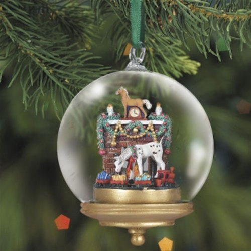 2010 Breyer Yuletide Glass Globe Ornament – 8th in Series