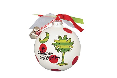A Carolina Christmas Hanging Christmas Tree Ornament