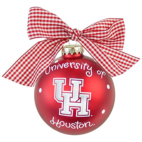 university of houston logo ornament