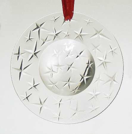 Lalique Lalique Christmas Ornament with Box, Collectible – 7680077