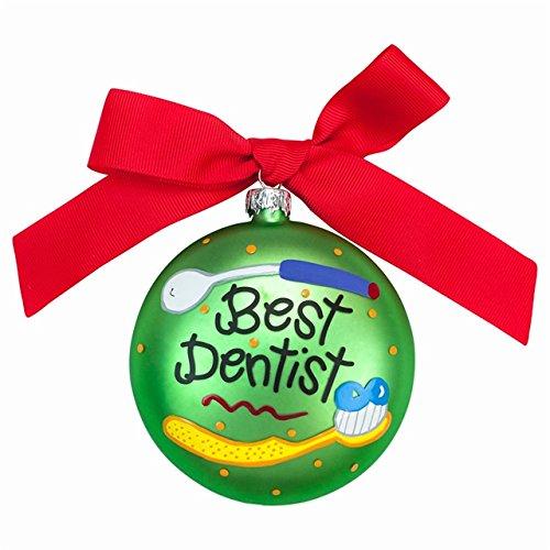 Best Dentist Ornament