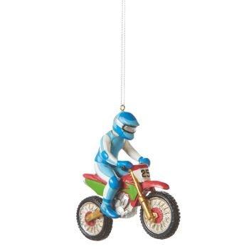 Motocross Bike Ornament