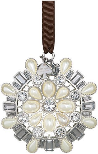 kate spade new york Bejeweled 2015 Annual Ornament by Lenox