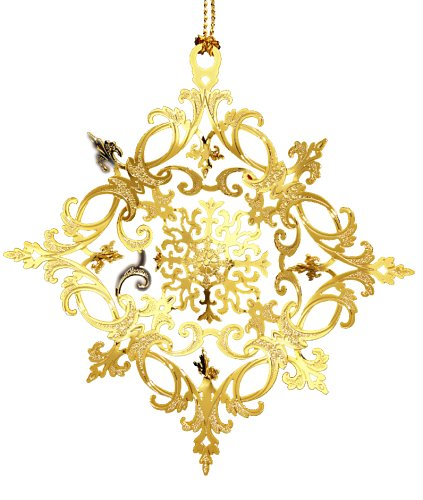 Baldwin Everest Ice Flower Ornament(TM)