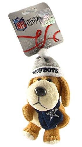 Dallas Cowboys – NFL 3 Inch Plush Dog Ornament