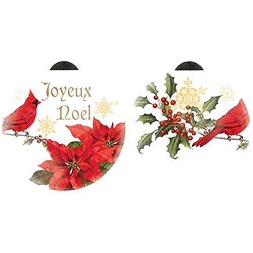 Ne'Qwa Joyeux Noel Ornament