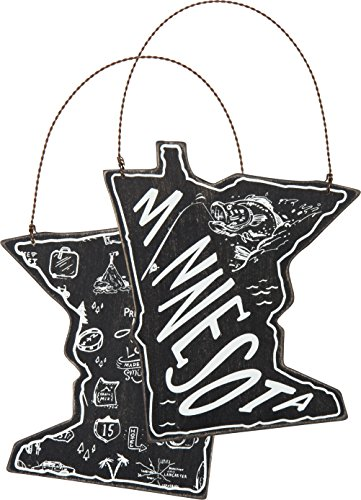 Minnesota Ornament Primitives by Kathy