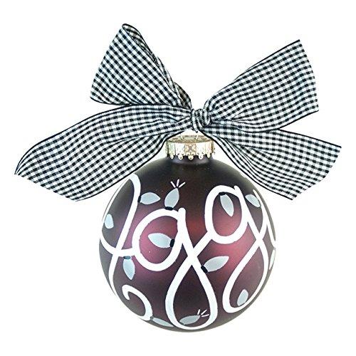 TX A&M Lights Ornament
