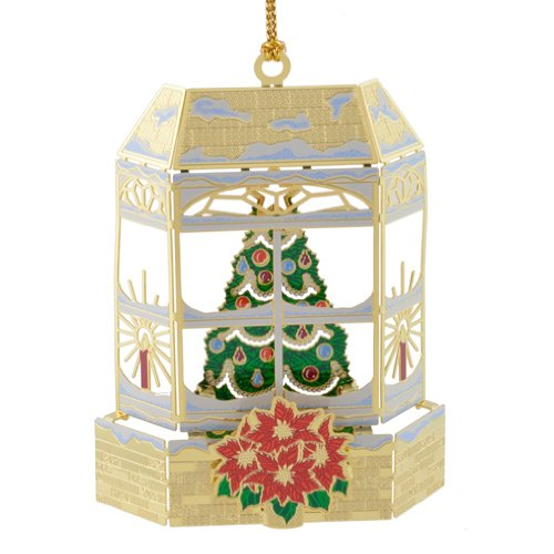 ChemArt Christmas Window Ornament
