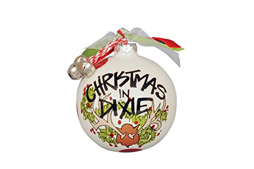 Christmas in Dixie Hanging Christmas Tree Ornament