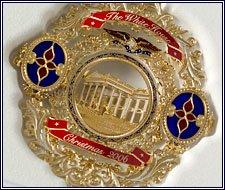 2006 White House Christmas Ornament