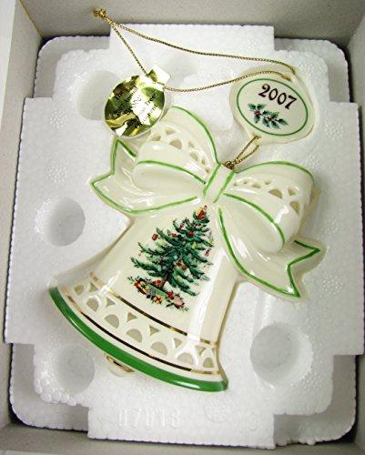 2007 Danbury Mint Spode Christmas Tree Ornament