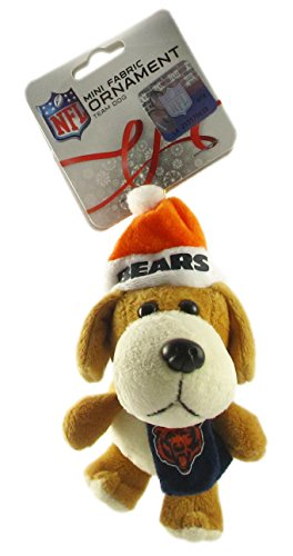 Chicago Bears – NFL 3 Inch Plush Dog Ornament