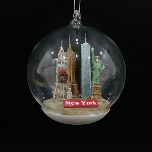 Kurt Adler Nyc Landmarks Dome Ornament