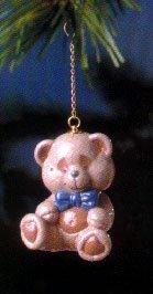 Lladro 1996 Teddy Bear Ornament 6344