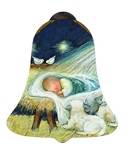 Ne'Qwa Little Lord Jesus Ornament