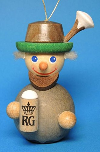 Richard Glaesser Mini Bavarian Ornament, Germany