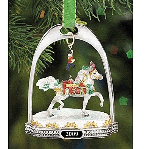 Breyer 2009 Nutcracker Prince Holiday Stirrup Ornament by Breyer