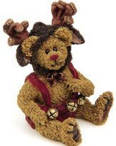 Boyds Ornament #25733 Wolfgang, Christmas Ornament
