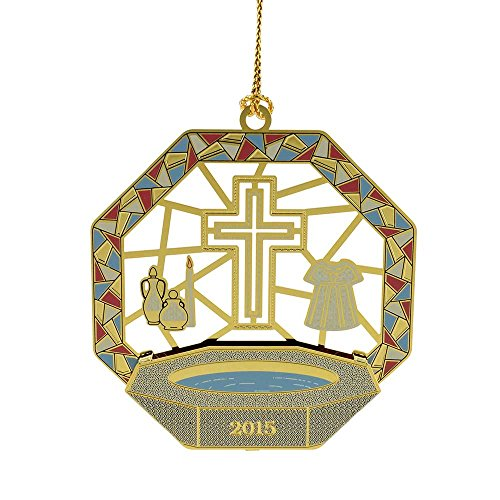 ChemArt 2015 Baptism Ornament